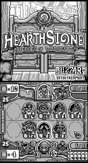 artwork: gameboy-hearthstone