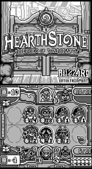 artwork: gameboy-hearthstone