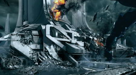 concept art: mass effect 3