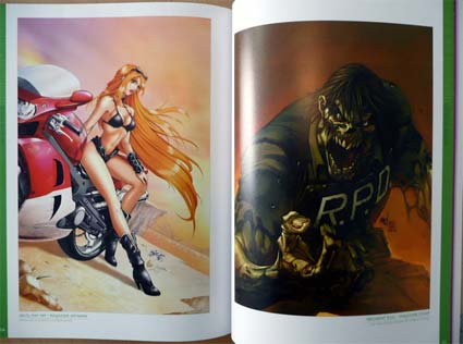 artbook: art of capcom