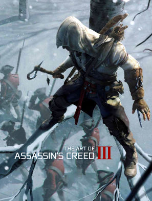 artbook: assassins creed 3
