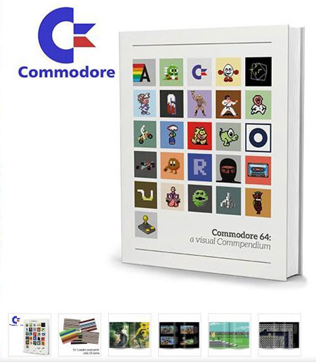 artbook: c64 - a visual commpendium