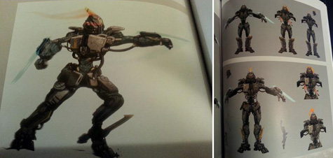 artbook: killer instinct