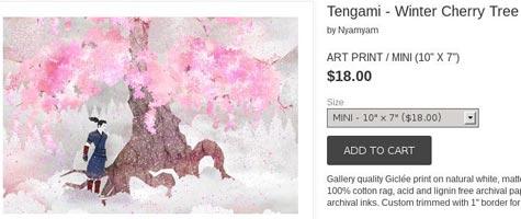 artprints: tengami