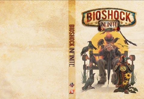 artwork: bioshock infinite: alternative cover