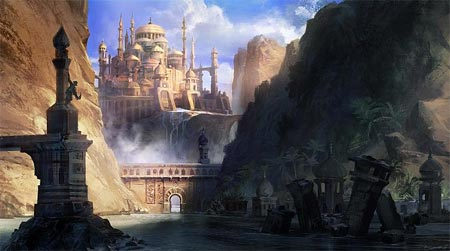 artwork: prince of persia forgotten sands