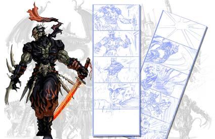 artwork: ninja gaiden II