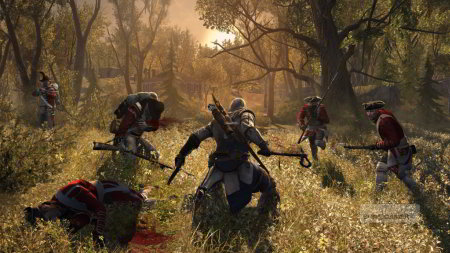 screens: assassins creed 3
