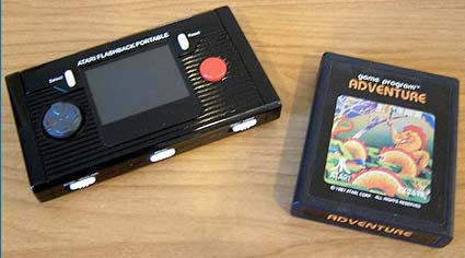 preview: atari flashback portable