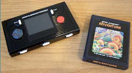 preview: atari flashback portable