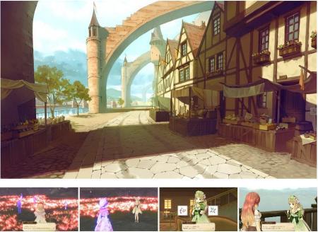 screenshots (III): atelier ayesha