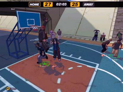 freestyle: das basketball-mmo