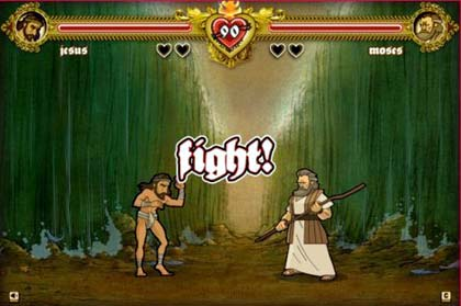 flash: biblefight