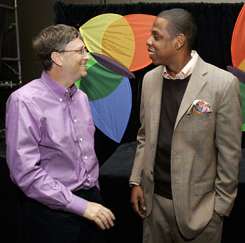 jay z vs. bill gates
