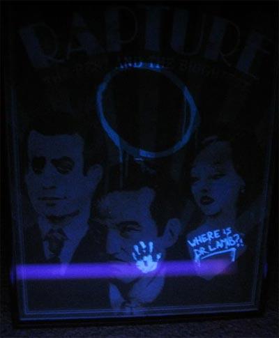 bioshock 2 poster secrets