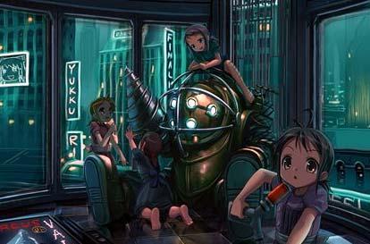 bioshock-otaku