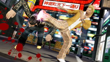 screens: yakuza black panther 2