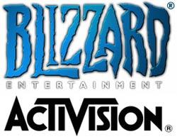 blizzard activision logo