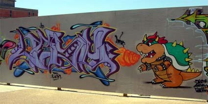 bowser-graffiti