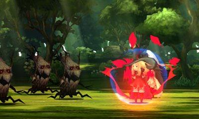 screens: bravely default: flying fairy