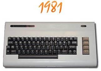 die 80er: der c64