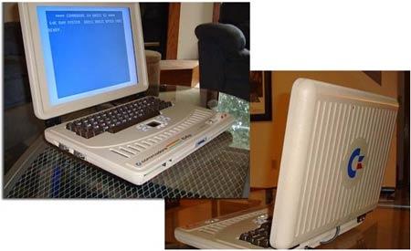 modding: c64-laptop