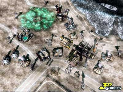 command&conquer 3: video