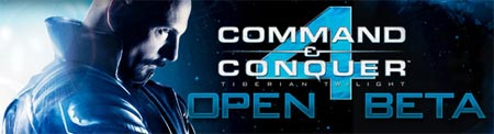 pc: command & conquer 4 open beta