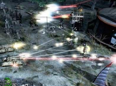 command&conquer: das buch