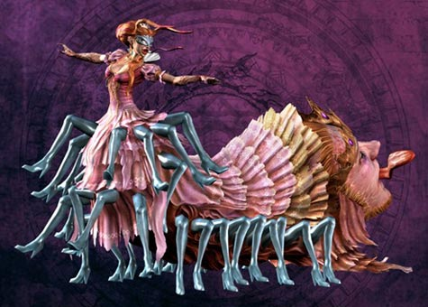 artwork: cinderella aus soul sacrifice