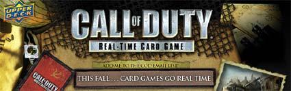 call of duty - das kartenspiel