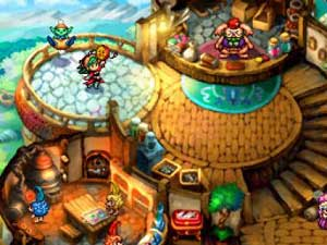 children of mana: world