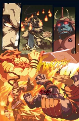 comics: darkstalkers: the ultimate edition