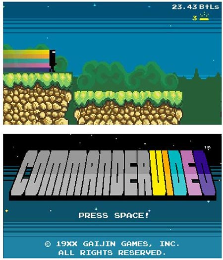 browser-game: commander video