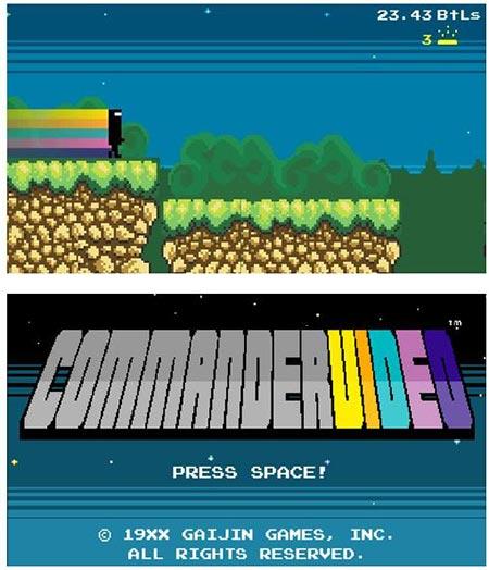 browser-game: commander video