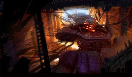 concept artwork: bioshock 2