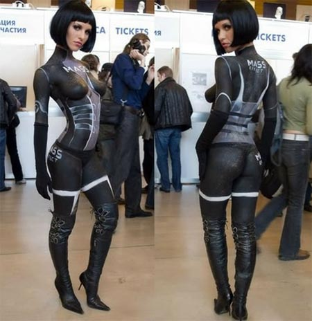 cosplay: (m)ass effect