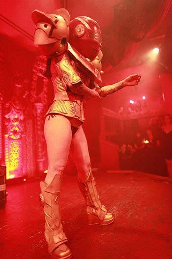 cosplay: burlesque