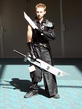cosplay: comic-con 2008