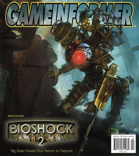 cover: bioshock 2