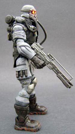 kotobukiya: helghast soldat