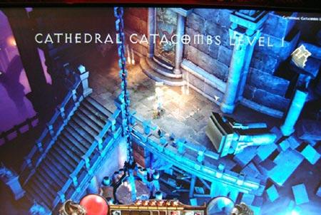 screenshots: diablo III (blizzcon 2008)