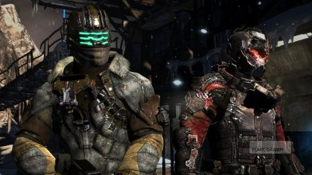 screens: dead space 3
