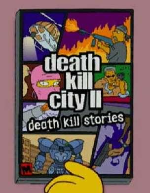 death kill city