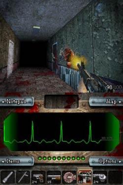 dementium gameplay