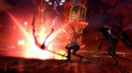screenshots (II): dmc: devil may cry