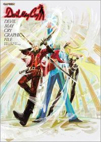 devil may cry: artbook