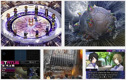 screens: shin megami tensei: devil survivor 2