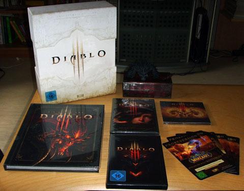 special: diablo III contents