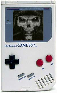 diablo gameboy